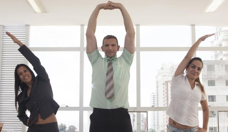 5 benefícios que comprovam a importância da ginástica laboral