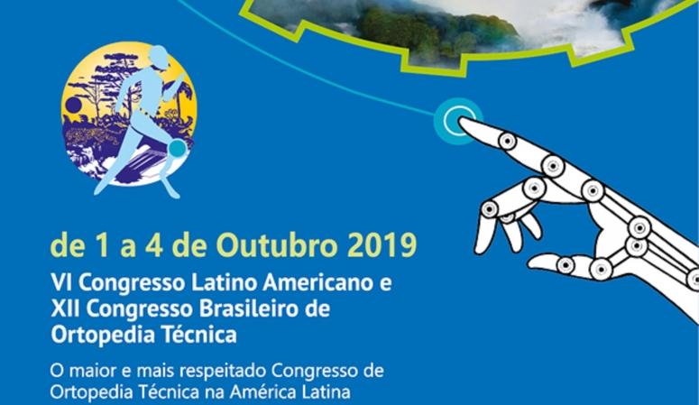 VII Congresso Latino Americano e XII Congresso Brasileiro de Ortopedia Técnica