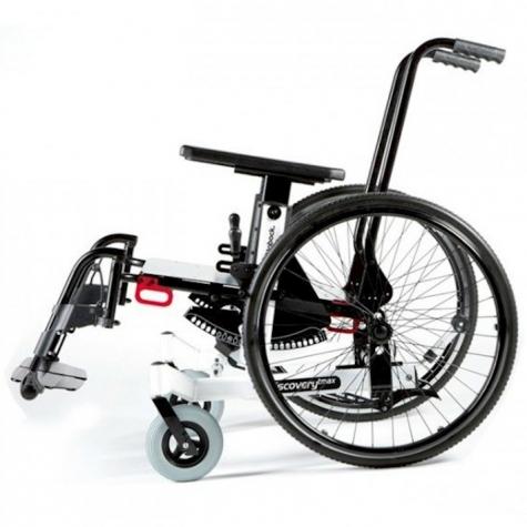 Cadeira de Rodas Discovery Tmax - Ottobock