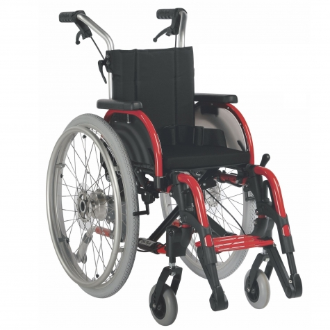 Cadeira de Rodas Start M6 - Ottobock