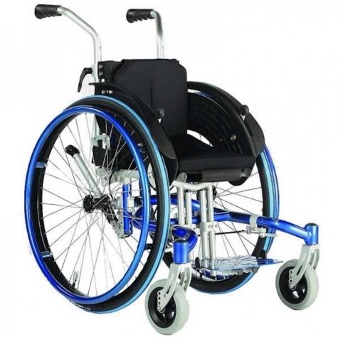 Cadeira de Rodas Bravo Racer - Ottobock