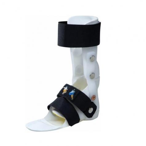 AFO - Órtese articulada tornozelo pé - calha articulada INFANTIL