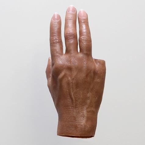 Mão de Silicone